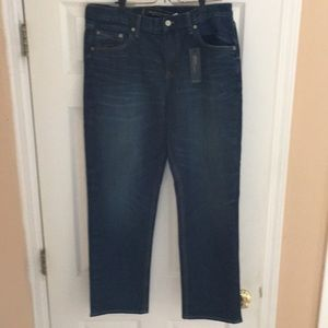 Banana Republic athletic  NWT jeans 34x30 new
